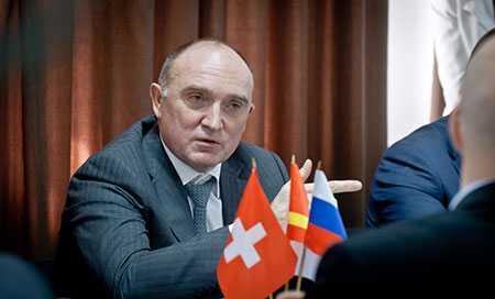 Крупная европейская компания вложит вЧелябинскую область сотни млн