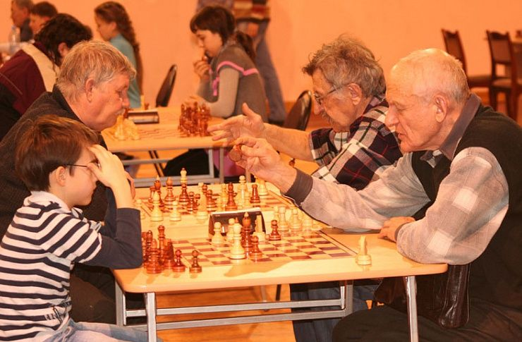 Сенатор Тюльпанов: шахматы должны стать обязательным предметом в младшей школе