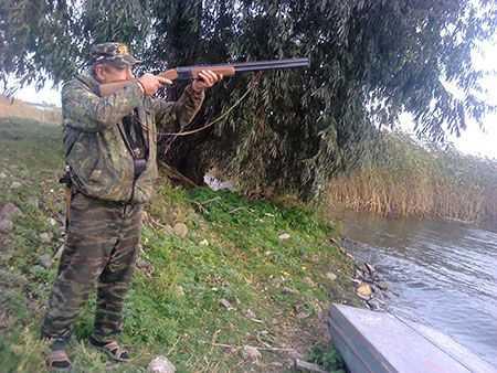 56-летний мужчина изЧелябинской области застрелил знакомого наохоте