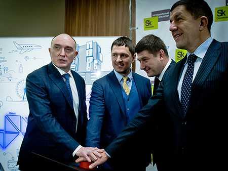 Регоператор «Сколково» превратит Челябинск встолицу инноваций Южного Урала