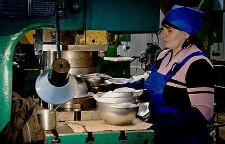 Индекс индустриального  производства наЮжном Урале вырос на1,5%