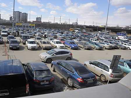 В 5-ти русских областях резко увеличились продажи подержанных авто