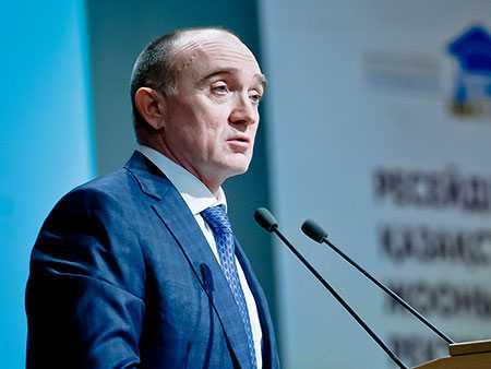 Челябинскую область поощрят заодни из наилучших вгосударстве темпы социально-экономического развития