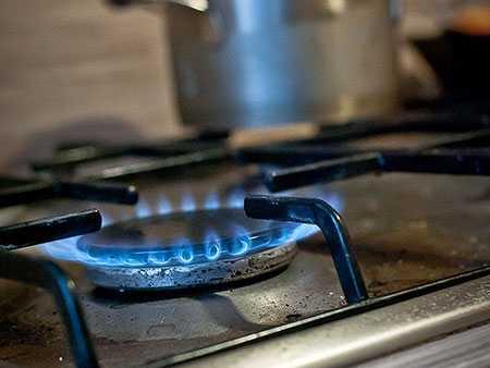 ВКопейске неменее 400 человек остались без газа