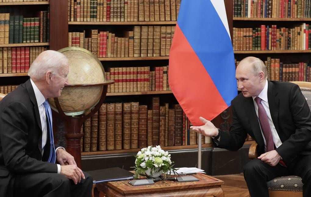 Челябинские политологи прокомментировали встречу Путина и Байдена в Женеве