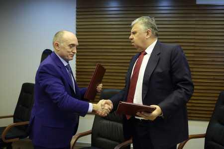 Евразийский банк развития профинансирует строительство ВСМ Челябинск