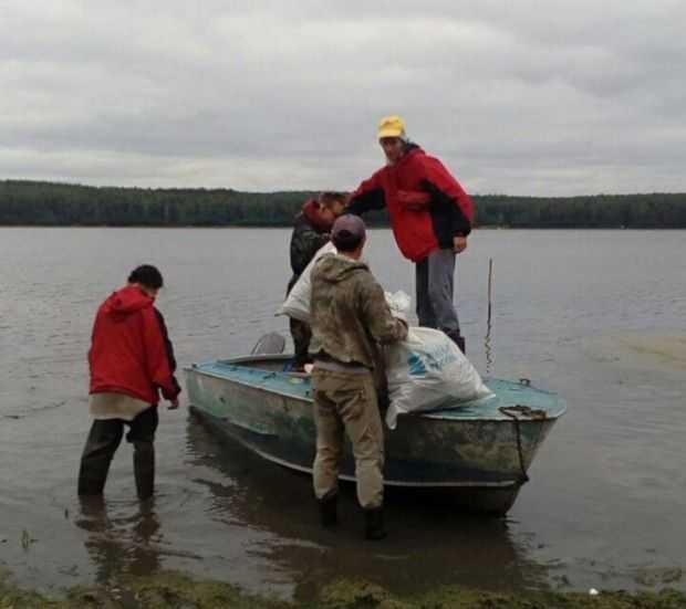 На Южном Урале завершились субботники на озерах