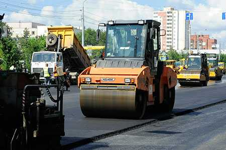 Росавтодор похвалил Челябинскую область заоперативный ремонт дорог