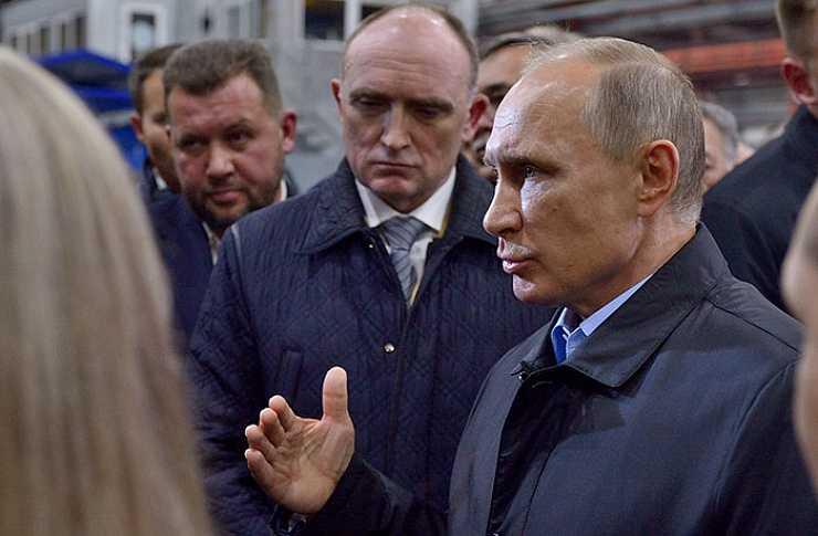 Владимир Путин объявил обучастии ввыборах лидераРФ в 2018г.