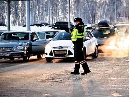 ГИБДД Челябинской области начинает массовую проверку водителей на трассах