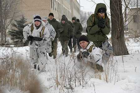 Южноуральских военных разведчиков отправили ликвидировать диверсионно-разведывательные группы вОренбургскую область