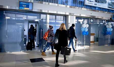 Консульство США вЕкатеринбурге возобновляет выдачу неиммиграционных виз вограниченном объеме