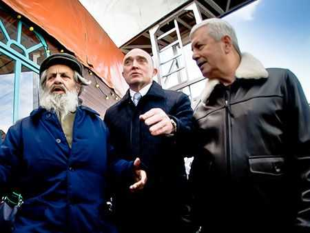 Борис Дубровский иВладимир Мякуш укрепили позиции ве влияния