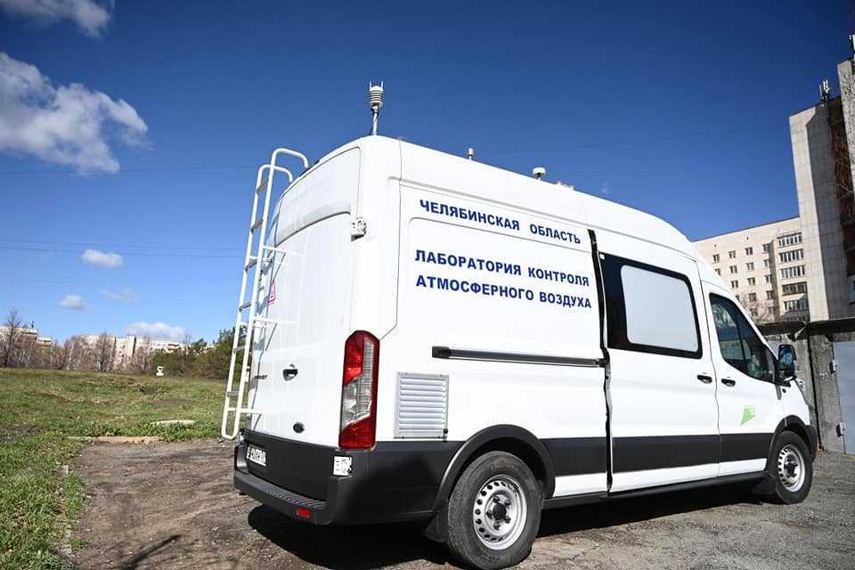 Минэкологии держит на контроле ситуацию с резким запахом в Челябинске