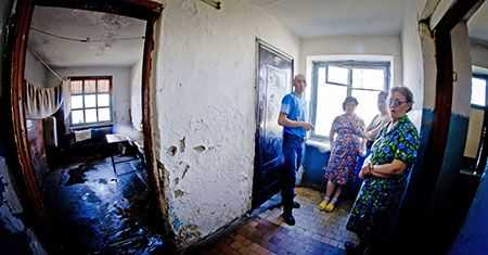 Граждан аварийных домов Челябинской области переселят ксентябрю
