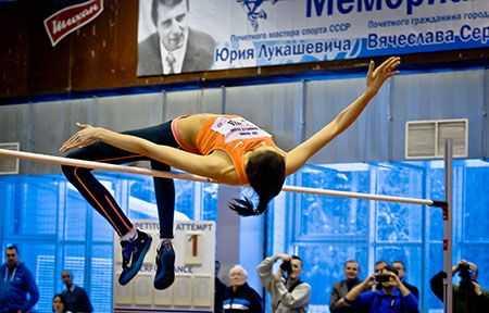 Середкина вЧелябинске: Ласицкене выиграла мемориал Лукашевича
