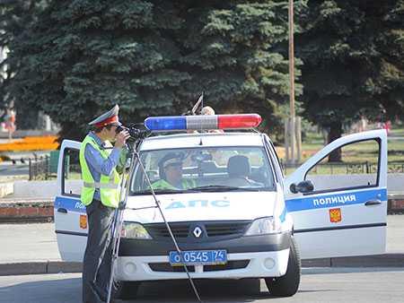 В Сосновском районе полицейский насмерть сбил пешехода