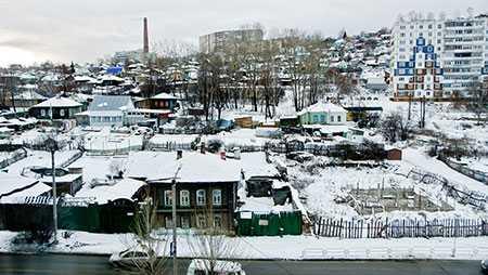 Борис Дубровский поручил снести неменее 400 аварийных домов вЧелябинской области