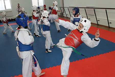 Залы для спортивных танцев ивосточных единоборств появились в«Надежде»