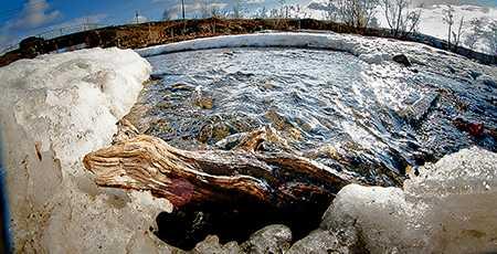 Челябинская область готовится квстрече большой воды