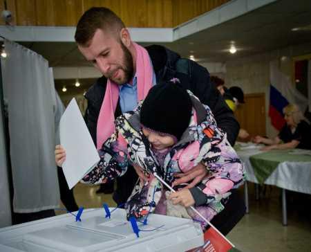 На выборах в Челябинской области используют QR-кодирование