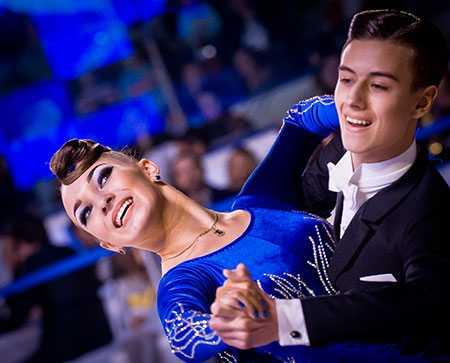 Чемпионат мира потанцевальному спорту впрямом эфире ОТВ