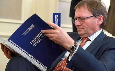 Кандидат впрезиденты Борис Титов открывает вЧелябинской области собственный штаб