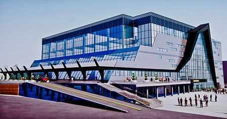 Для возведения конгресс-холла «Таганай» привлекут госгарантии насумму 1 млрд. руб.