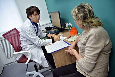 Новая поликлиника насеверо-западе будет принимать 1400 пациентов вдень