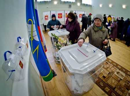 ЦИК обнародовал данные появке. ВЧелябинской области уже проголосовал каждый десятый