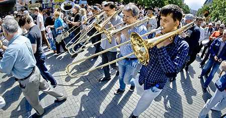 Джазовый фестиваль «Какой удивительный мир!» выйдет наулицы Челябинска