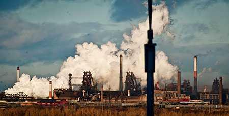 Завод вЧелябинске оштрафовали на210 тыс. руб. зазагрязнение воздуха