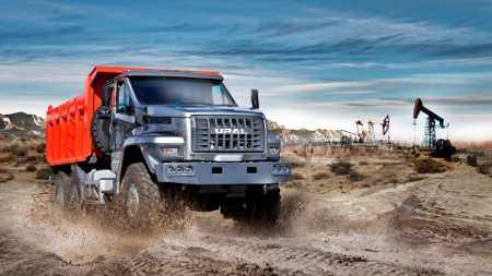 В марте продано 355 грузовиков собранных в Челябинской области