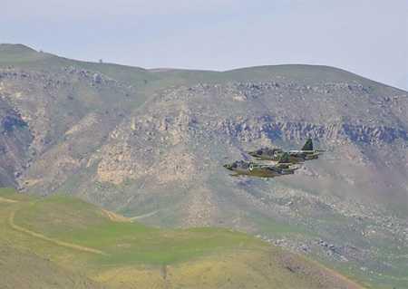 Неменее 3-х тыс. военнослужащих Российской Федерации иТаджикистана учавствуют в общих учениях