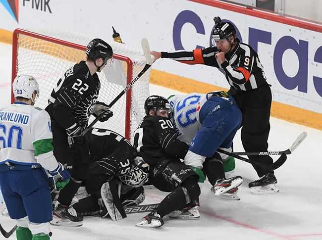 В регулярном чемпионате КХЛ «Трактор» сыграет 56 матчей
