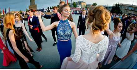 Владимир Путин обратился к выпускникам российских школ