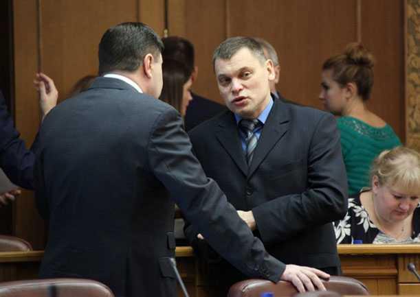 ВЧелябинске прошёл слушания бюджет области на наступающий год