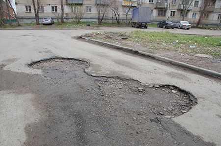 Активисты ОНФ приняли участие вобследовании дорог Челябинска, отремонтированных вследующем году