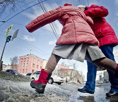 Ввыходные вЧелябинской области похолодает до