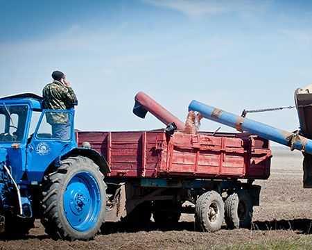 В 2016г. вЧелябинской области освоили 21 тысячу гектаров заброшенных полей