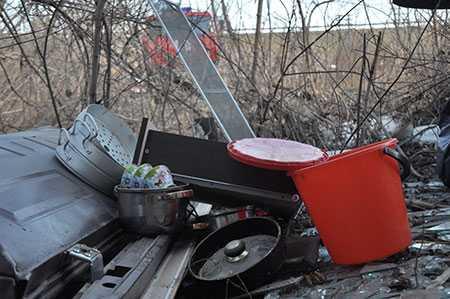 Отвзрыва газа в личном доме Варненского района пострадал 61-летний мужчина