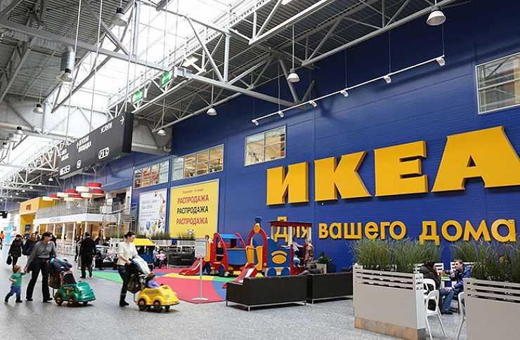 IKEA вложила 88 млн руб. встроительство магазина вЧелябинской области