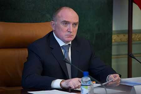 Губернатору Борису Дубровскому представили новый проект производства вБакале
