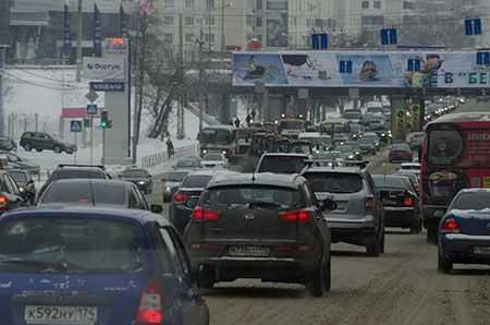 Приборы для замера выбросов планируют установить навъездах вЧелябинск