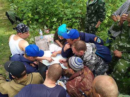 15 туристов из Челябинской области пропали в горах Башкортостана