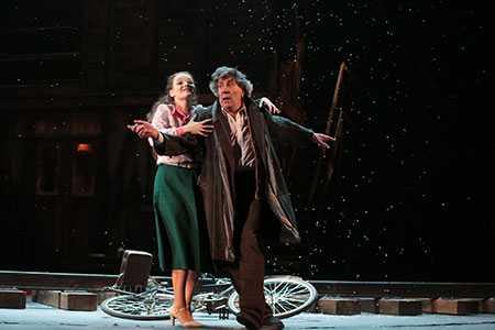 Артист челябинского театра драмы Борис Петров отметит 80-летие на сцене