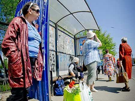 Пожилые люди Челябинской области получат скидку напроезд посадовым маршрутам
