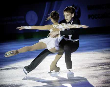 Юниорский Гран-при по фигурному катанию в Челябинске покажет Первый канал