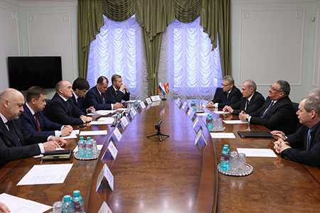 Дубровский предложил венгерскому бизнесу построить конгресс-холл ксаммитам ШОС иБРИКС