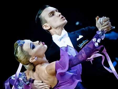 Челябинский танцор сделал предложение собственной возлюбленной наКубке губернатора